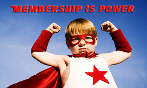 Membership-Super-Hero