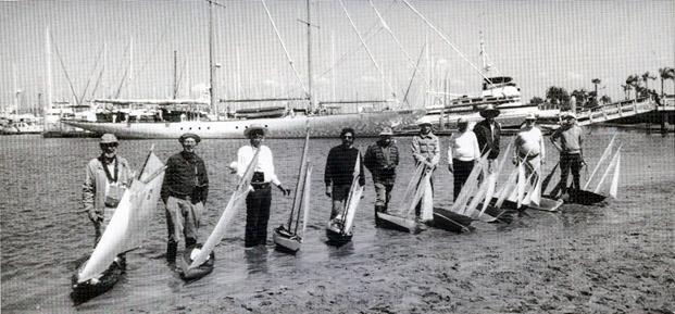 SDA 1980s Schooner Fleet