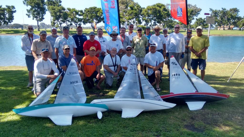 Santa Barbara 2015 Race Week Class PHOTO